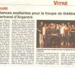Atelier théâtre à Vitré