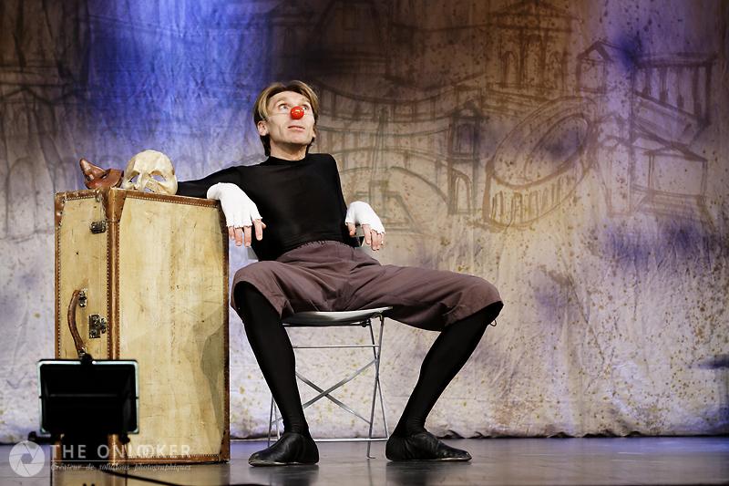 idée KDO … offrez SOLO dell' ARTE ! One-Man-Show sur un plateau Dîner/Spectacle