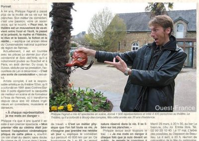 ITW Philippe Fagnot