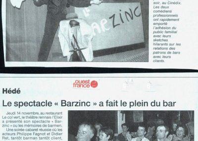 Barzinc
